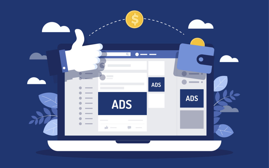 FIVE TOP MISTAKES IN RUNNING FACEBOOK ADS.